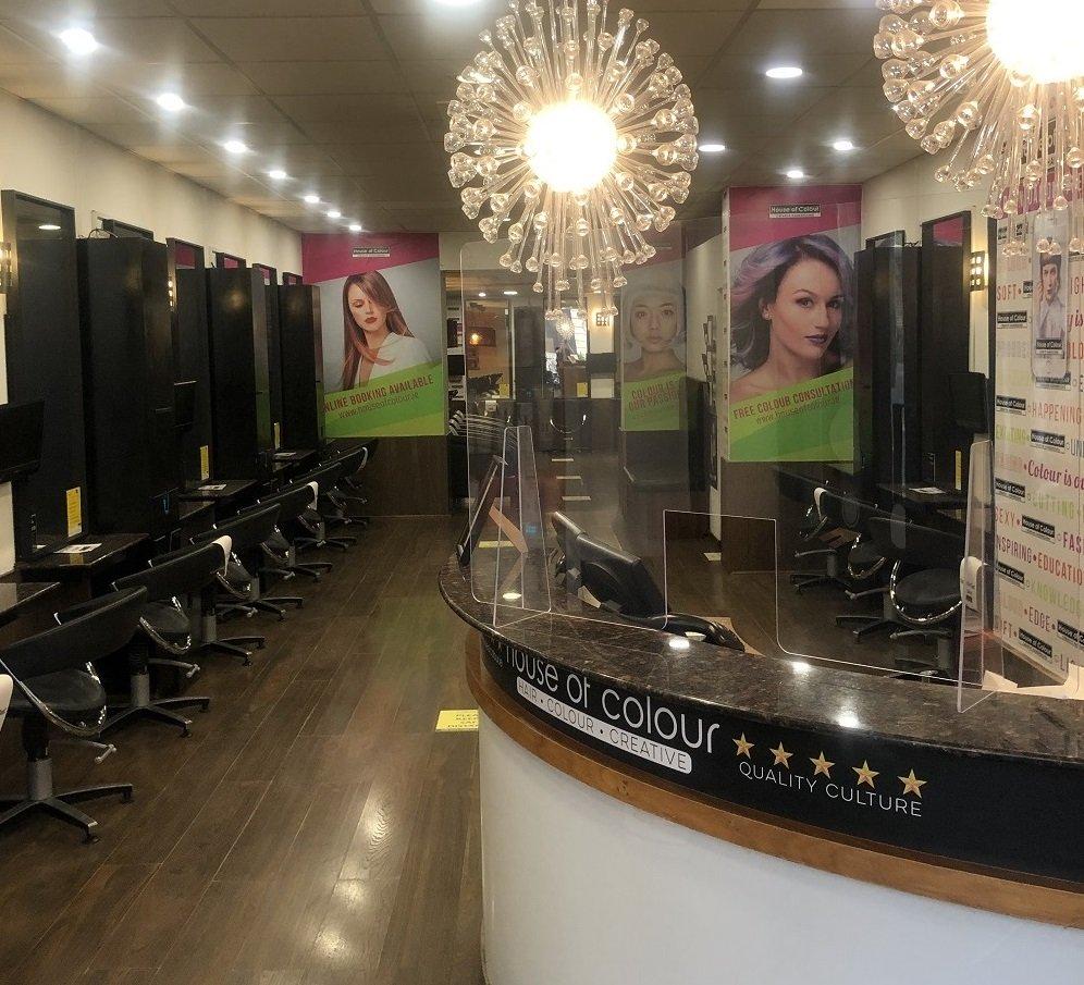 House of Colour Hair Salon in Abbey Street Dublin Copy 1