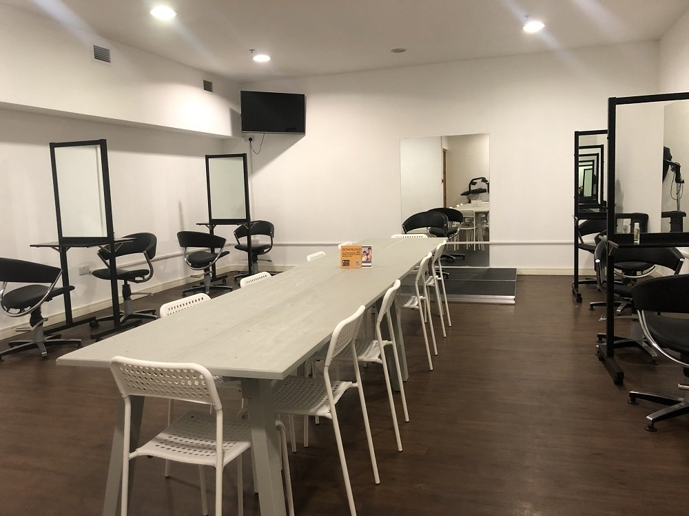 House of Colour Training Academy for Hairdressers in Dublin