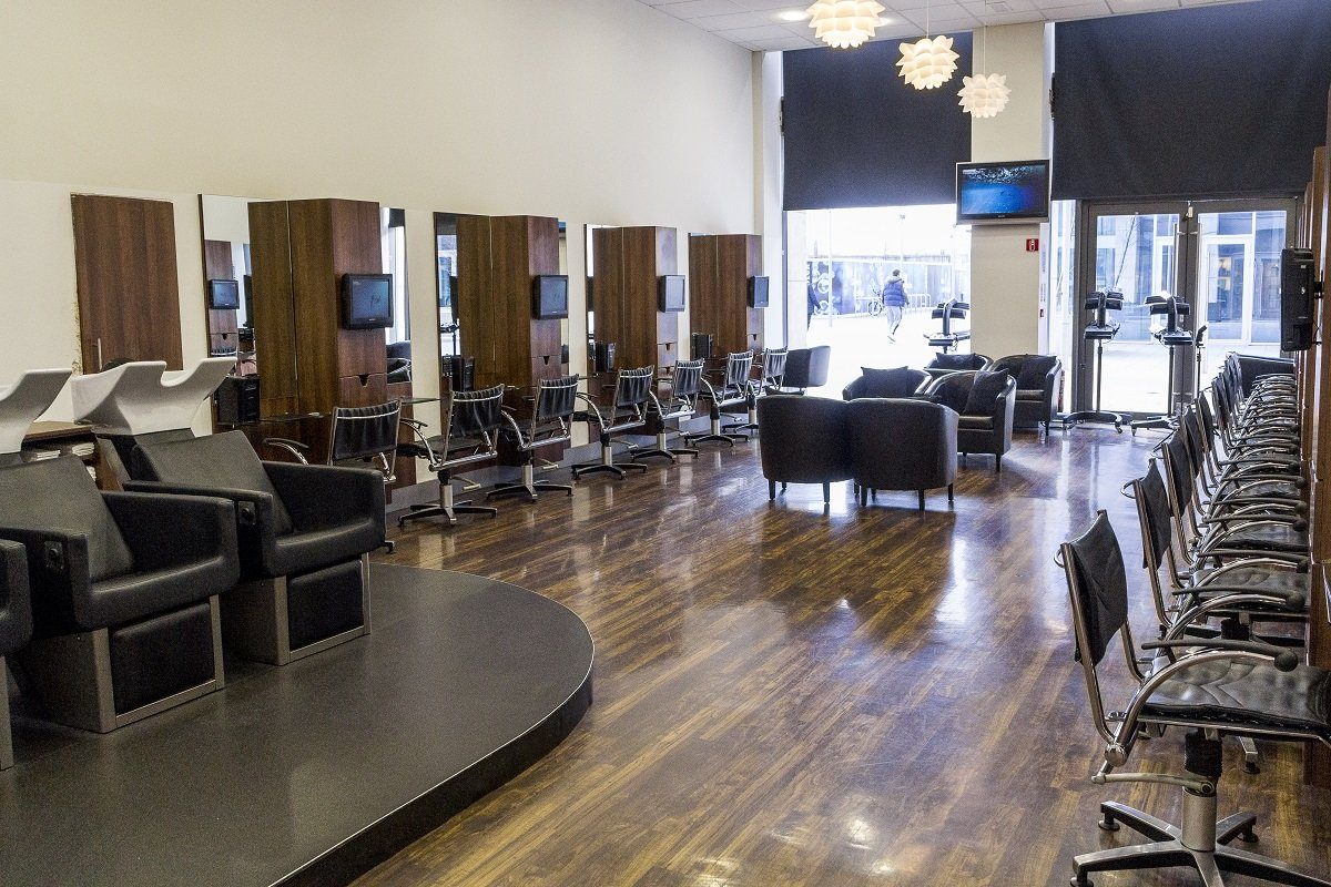 House of Colour Hair Salon in Charlestown, Dublin, Ireland