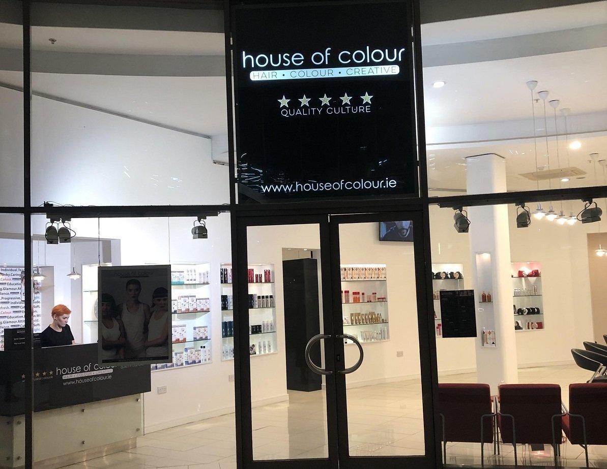 House of Colour Hair Salon in Citywest, Dublin, Ireland