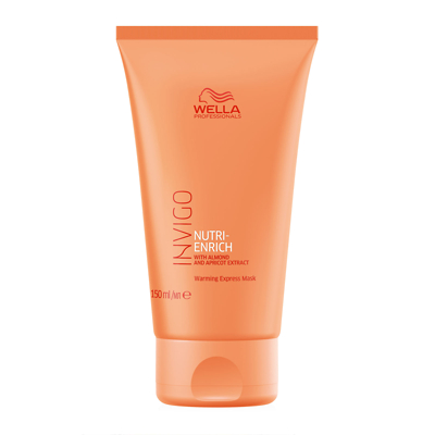 Wella Professionals INVIGO Nutri Enrich Warming Express Mask 150ml 1543231132 main