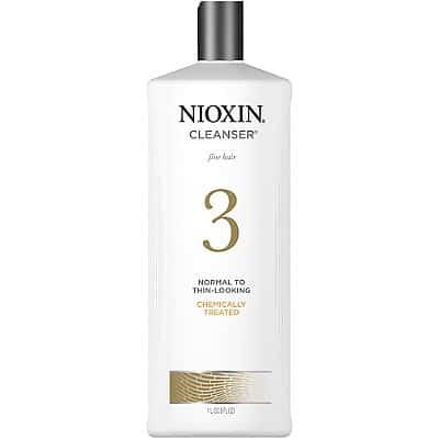 nioxin 3 cleanser