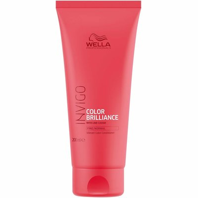 wella invigo color brilliance conditioner fine and