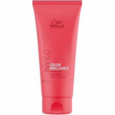 wella invigo color brilliance conditioner fine and