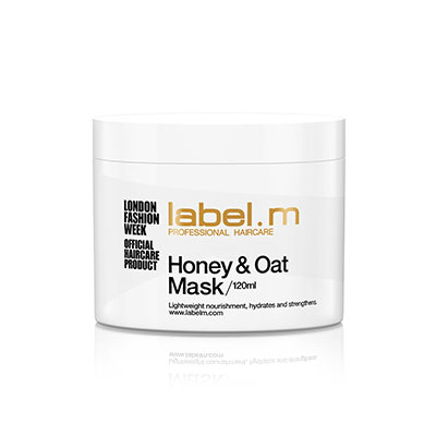 Honey Oat Treatment Mask