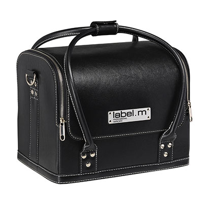Large black stylist case