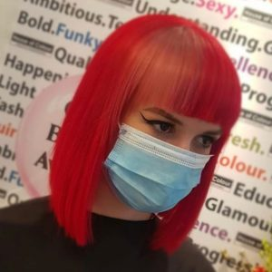 organic blow dry at house of colour hair salons in dublin