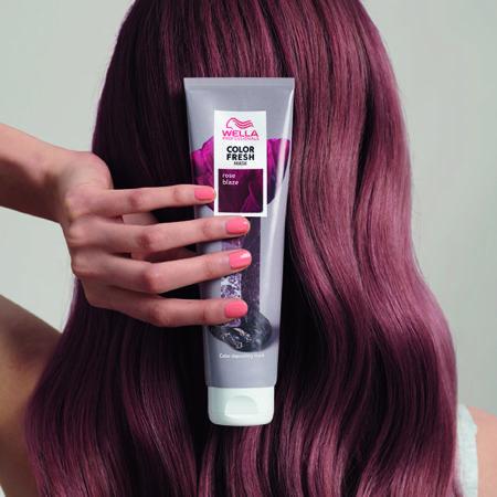 Color Fresh RoseBlaze