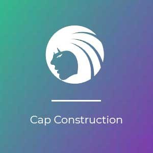 cap construction for wigs at house of colour salons in Dublin