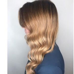 Root Stretch at House of Colour hairdressers, Dublin