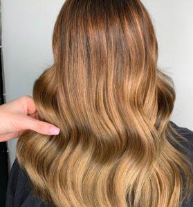 Colour Melt Hair at House of Colour hairdressers, Dublin