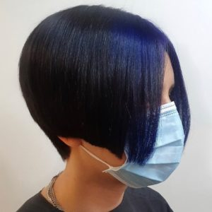 Face Framing Colour at House of Colour hairdressers, Dublin