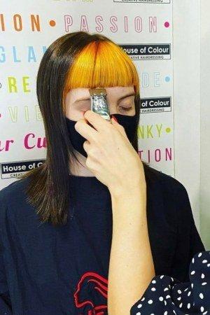 best hair colour salon in dublin at House of Colour Hairdressers